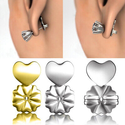 £2.79 • Buy Hypoallergenic Magic Auxiliary Support Studs Bax Lifts Earrings Fits Ear Backs