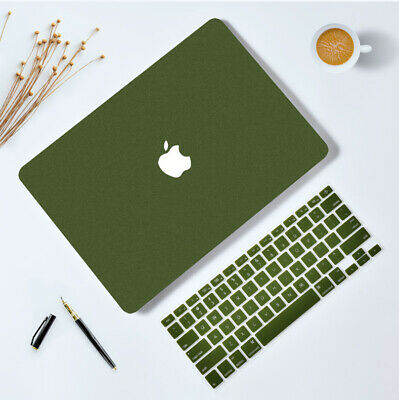 $17.99 • Buy Rubberized Matte Skin Case Cover For MacBook Air Pro Retina + Silicone KB Cover