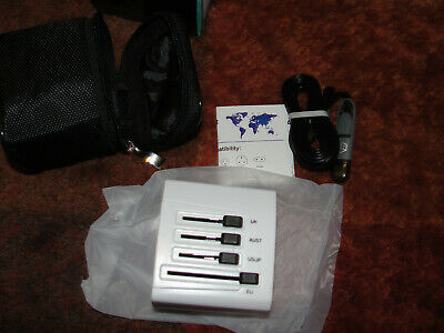 AU39.73 • Buy Iblockcube Universal Travel Adapter