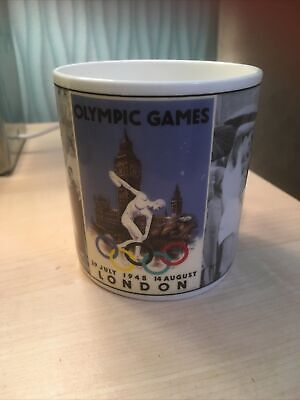 £3.99 • Buy Royal Doulton Mug London 2012 Olympic Official Merchandise Collectible