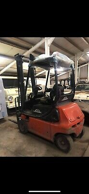 £3500 • Buy Linde E16 Electric Counterbalance Forklift