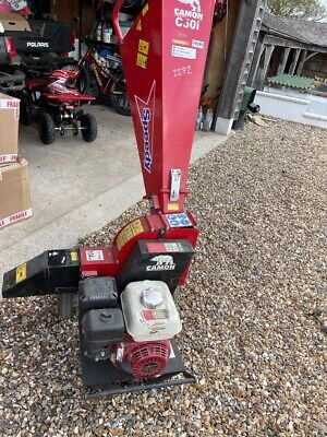 £250 • Buy Camon C50i Portable Wood Chipper - Used And Needed Attention