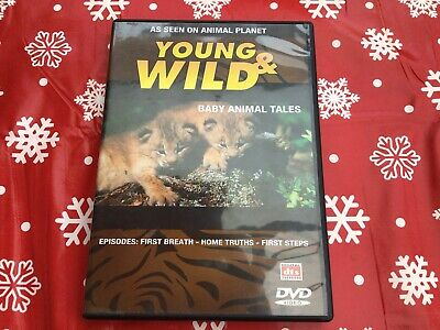 £0.99 • Buy Animal Planet Young And Wild DVD