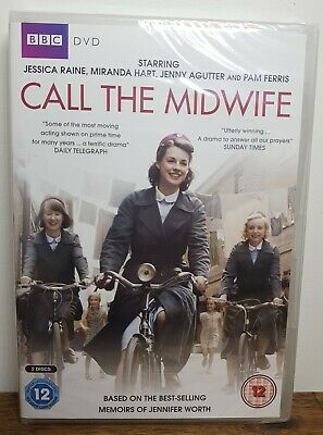 £6.52 • Buy Call The Midwife Series 1 (DVD 2012 Region 2, 4) BRAND NEW & SEALED