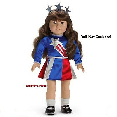 £63.85 • Buy American Girl Molly's Tap Outfit Dress NIB NRFB Miss Victory Retired