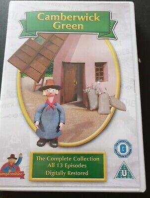 £2.99 • Buy Camberwick Green - The Complete Collection (DVD, 2007)