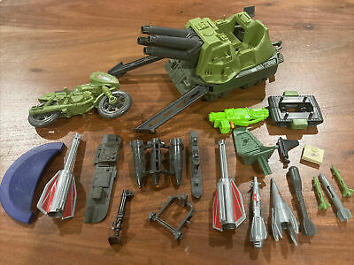$ CDN26.69 • Buy Vintage GI Joe Vehicle Parts Lot ~Rattler~RAM~Missiles