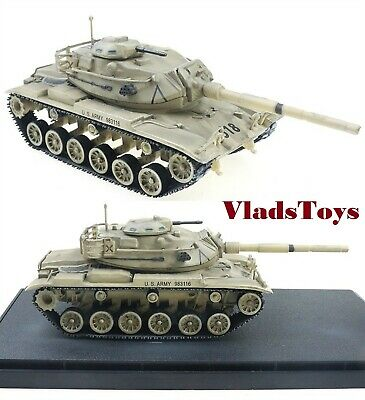 $28.95 • Buy M60 Patton Main Battle Tank 1/72 Scale  US Army, Desert Camouflage RS12099B
