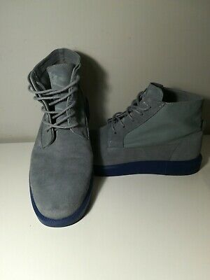 £1 • Buy Camper Bill Men's Mid Gray Lace Up Boots Size EUR 46  Uk12