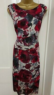 AU48.95 • Buy Phase Eight Gorgeous Summer Evening Party Holiday Dress Size 14   B1