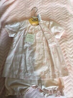 £29.99 • Buy Emile Et Rose Girls Outfit 12m BNWT
