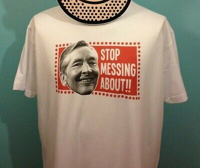 £14 • Buy Kenneth Williams Male T Shirt - Stop Messing About! / Carry On Films