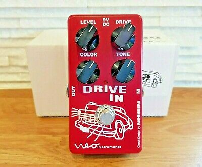 $ CDN83.52 • Buy Neo Instruments - Drive In - Overdrive Guitar Effect Pedal