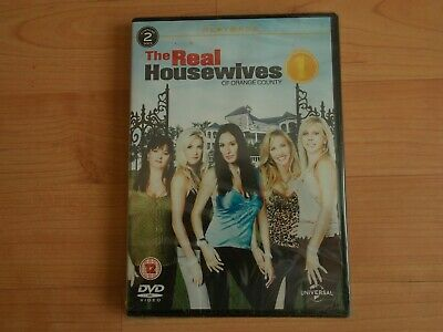 £9.99 • Buy The Real Housewives Of Orange County Season 1 Dvd New & Sealed Region 2