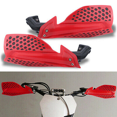 $21.99 • Buy Motorcycle Handle Bar Hand Guards Protector Wind Deflector For Dirt Pit Bike ATV