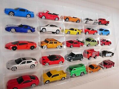 $ CDN40.91 • Buy Diecast Metal Cars. 25 Vehicle Gift Pack!1:64 Scale Premium Quality By Maisto!