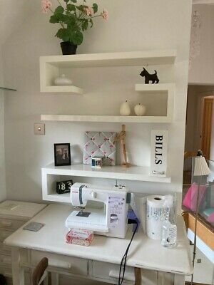£20 • Buy Calligaris Floating Shelves Set