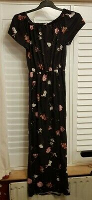 £3.25 • Buy Maxi Dress Size 12 Floral From Dorothy Perkins