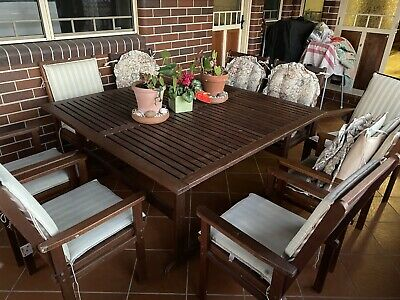 AU250 • Buy Outdoor Dining Setting (timber)