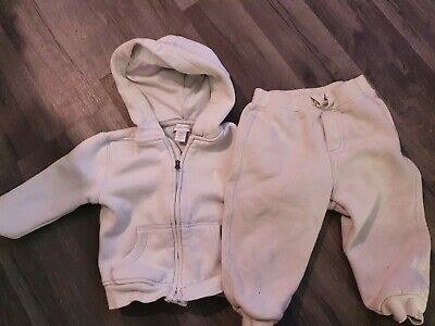 £5 • Buy Baby Ralph  Lauren Tracksuit Baby Blue Size 18 Months