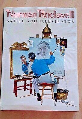 $ CDN18.22 • Buy Norman Rockwell Artist And Illustrator Book By Thomas S. Buechner