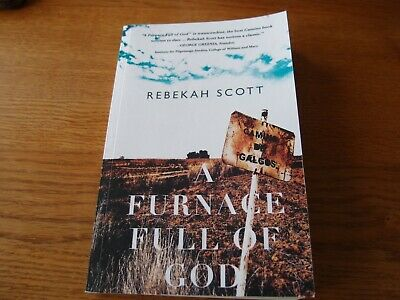 £9.99 • Buy  A Furnace Full Of God  - Rebekah Scott - Camino De Santiago.