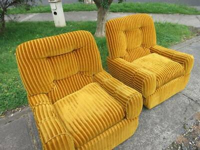 AU299 • Buy Retro Mid Century Arm Chairs