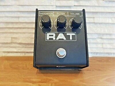 $ CDN119.30 • Buy Proco Rat 2 Distortion Overdrive Guitar Effect Pedal