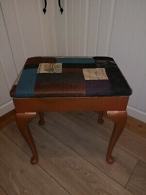 £55 • Buy Piano Stool, Sewing Stool, Dressing Table Stool, Chair, Newly Refurbished