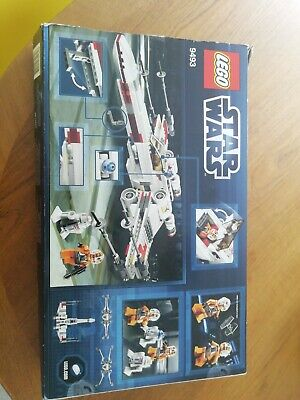 £55 • Buy Star Wars 9493 Lego Boxed With Original Manual