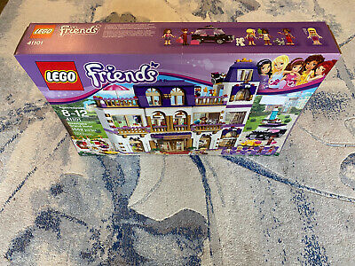 £359.61 • Buy LEGO Friends Heartlake Grand Hotel (41101) New In Box Factory Sealed