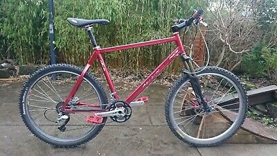 £850 • Buy Pace RC200 F7 XC Retro Dream Carbon Pace Forks Hope Disc Brakes 19