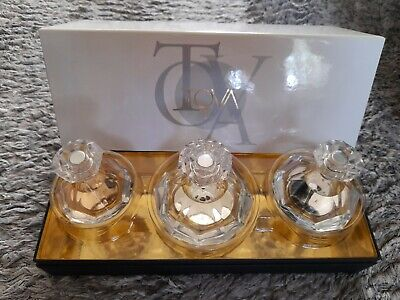 £50 • Buy Tova Eau De Parfum 3 Pieces, 100ml, 50ml, 30ml Band New