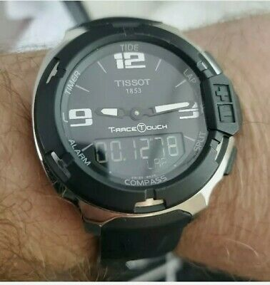 £225 • Buy Tissot T-Race Touch T081420A Box Manual Instructions