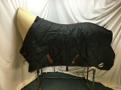 £24.99 • Buy Used 6'6 Masta Mediumweight Stable Horse Rug #A05679 **See Description
