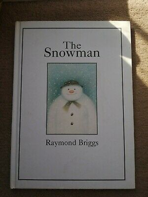 £0.99 • Buy The Snowman: 20th Anniversary Picture Book By Raymond Briggs (Hardback, 1998)