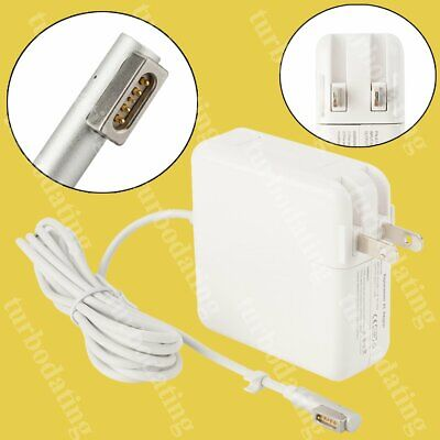 $15.88 • Buy 60W L-Tip Power Adapter Charger For MacBook Pro 13'' 2008 - Mid 2012 A1436 A1278
