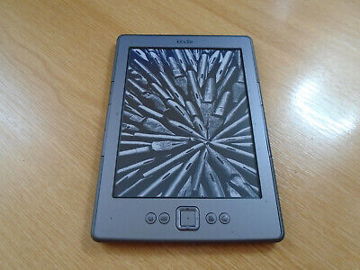 £23.99 • Buy Amazon D01100 Kindle 4th Generation 2GB Wi-Fi 6 Inch EBook Reader