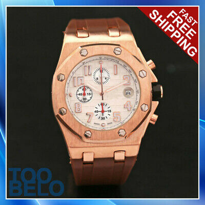 $ CDN77.30 • Buy DIDUN DESIGN Men's Watch Luxury Homage Quartz Waterproof Chronograph BNWT