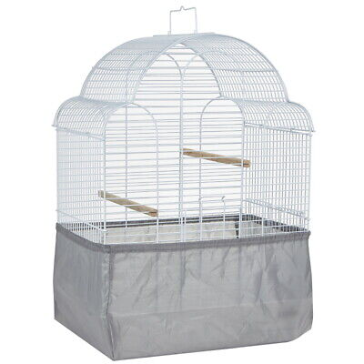 £8.95 • Buy Bird Cage Tidy Cover Budgie Finch Canary Parakeet Seed Cover
