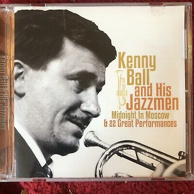 £3.49 • Buy Kenny Ball & His Jazzmen - Midnight In Moscow Cd