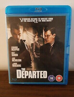 £3.50 • Buy The Departed (Blu-ray, 2007)