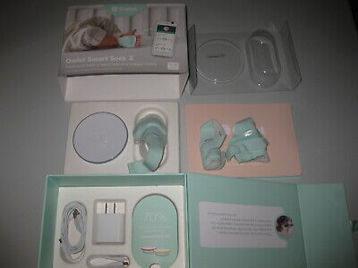 $ CDN205.68 • Buy Owlet Smart Sock 2 Baby Monitor White Tested Complete & Great Condition