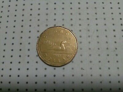 £2 • Buy 1987 Canadian One Dollar Coin