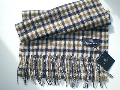 £89 • Buy  Aquascutum Scarf Brand New With Tags 100% Lambswool Free Uk Postage
