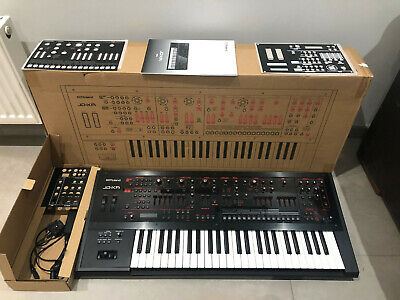 AU2181.88 • Buy Roland Keyboard JD-XA - Red And Black - Opened But Hardly Used - Mint Condition