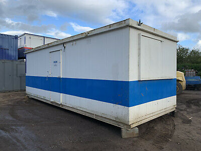 £4500 • Buy Portable Office Site Cabin Welfare Unit 24ft Container