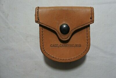 $17.78 • Buy U.s. M19 Compass Carrying Case For The M2 Compass(wwii)(used)
