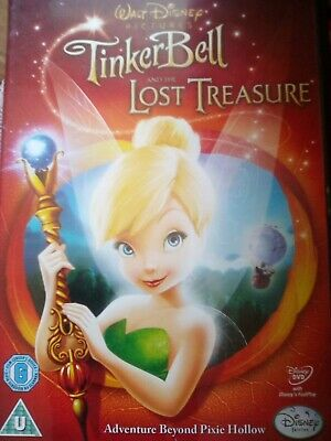 £1.58 • Buy Tinkerbell And The Lost Treasure Dvd