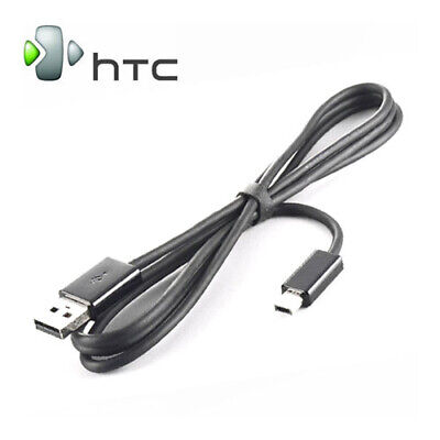 £1.98 • Buy 100% Genuine HTC DC U300 ExtUSB Data Sync Transfer Charger Charging Cable Lead